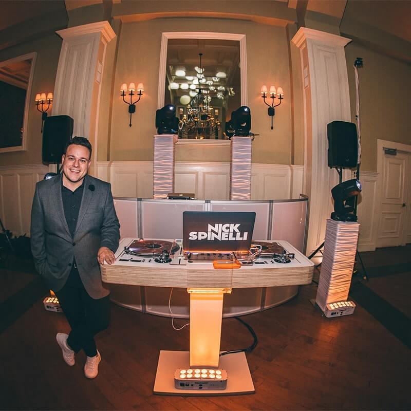 DJ Posing