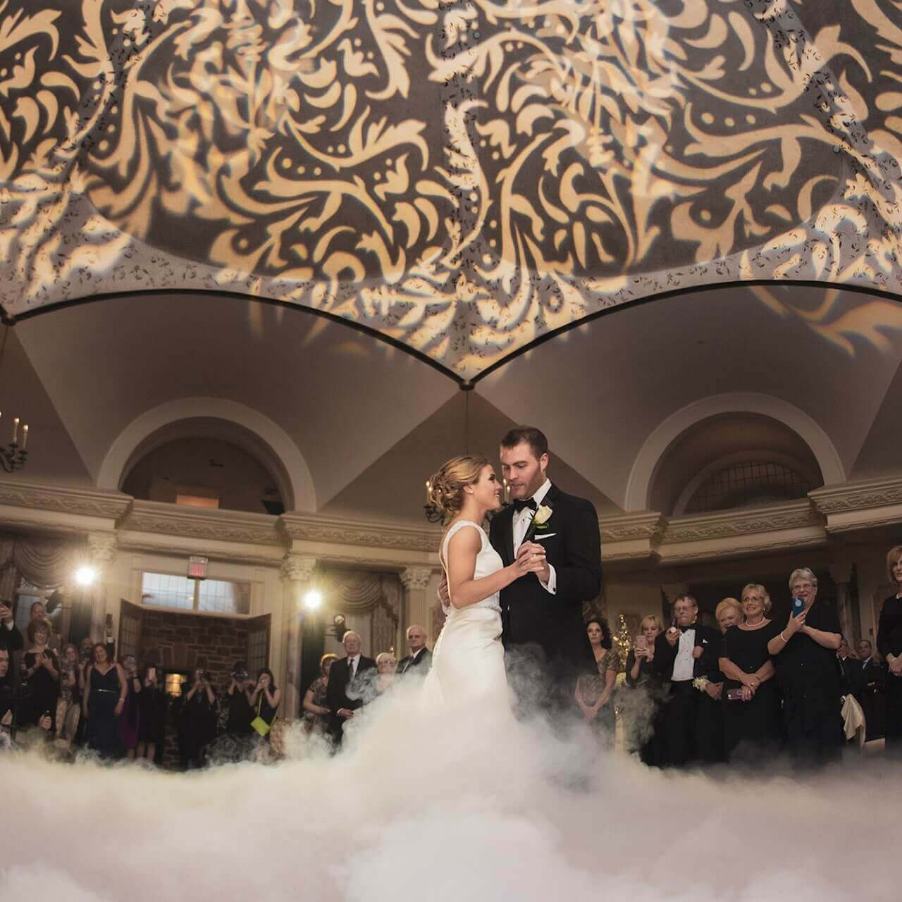 Special Wedding Lighting